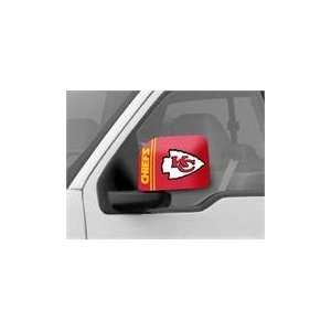 6x9 NFL   Kansas City Chiefs Large Mirror Cover  Sports