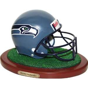 Pack of 2 Officially Licensed NFL Football Seattle Seahawks Helmet