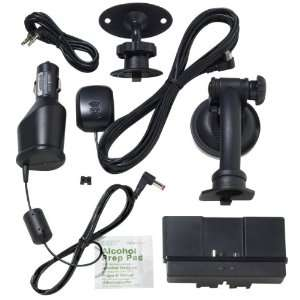 Dock and Play Vehicle Kit with PowerConnect (Black)