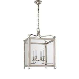 and Company SP5002PN Studio 4 Light Foyer Lighting in Polished Nickel