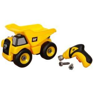 Caterpillar Construction Take A Part Trucks Dump Truck Toys & Games