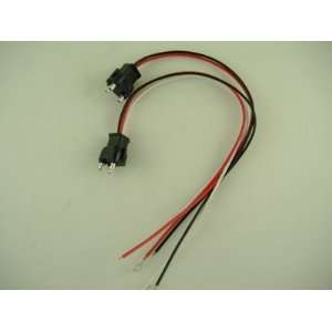 Wire Plugs For Truck Trailer LED Stop Turn Tail Lights Automotive