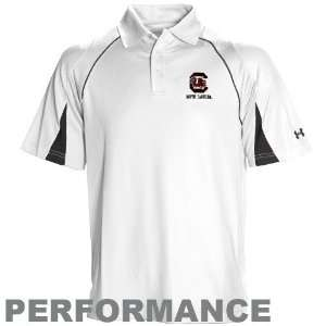 Under Armour South Carolina Gamecocks White On Field