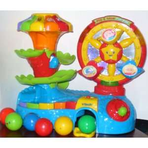 Vtech Play & Learn Fun Fair ~ Educational Toy Everything