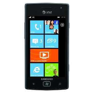Samsung Focus Flash 4G Windows Phone (AT&T) Cell Phones
