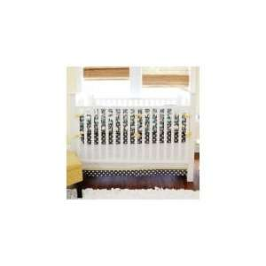 Urban Zoo Neutral Baby Crib Bedding Collection Baby