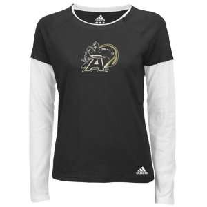 Army Black Knights Womens adidas Loud & Proud Long Sleeve Layered