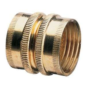 Nelson Industrial Brass Pipe and Hose Fitting with Dual