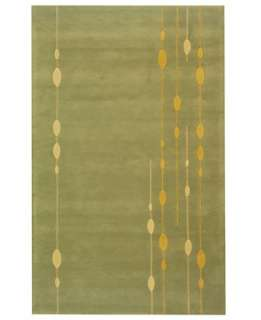 MANUFACTURERS CLOSEOUT Safavieh Rugs, Soho SOH303A Lt. Green   Rugs