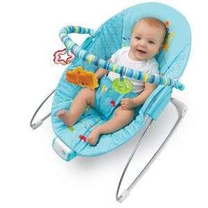 Bright Starts Baby Cradling Bouncer Vibration Seat NEW