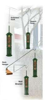 BUSTER PEANUT SQUIRREL PROOF 1052 BIRD FEEDER 628209010523