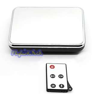 Mirror Display Home Motion detection HD Clock Hidden Camera DVR