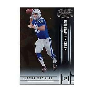 Donruss Gridiron Gear #76 Peyton Manning Indianapolis Colts Football