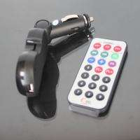 Car  Player FM Transmitter TF / USB Flash Drive 060K