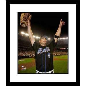 David Wright New York Mets   NL East Division Champs   Framed 8x10
