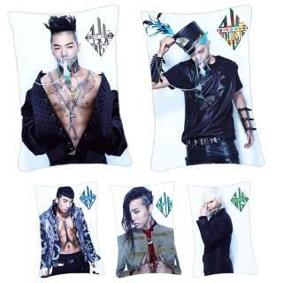 Korea Big Bang BIGBANG Photo Pillow Case Cover 2012 COME BACK Alive